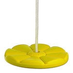 Daisy Disc Swing Seat with Rope