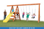 Pioneer Swing Set - Project 150