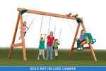 Scout Swing Set - Project 143