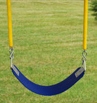 Basic Commercial Belt Swing with Soft Grip Chain