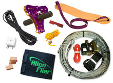 Alien Flier Xtreme Ultimate Zip Line Kit