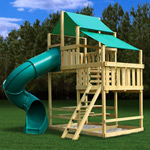 Swing Set & Fort Kits